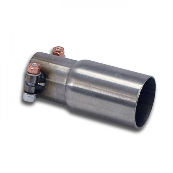 Supersprint Verbindungsrohr für Serien Mittelschalldämpfer