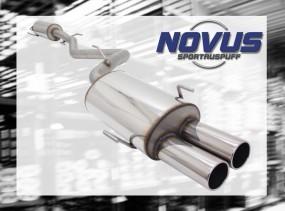 Novus Gruppe A Anlage 2 x 90mm M-Design Limousine + Caravan Opel