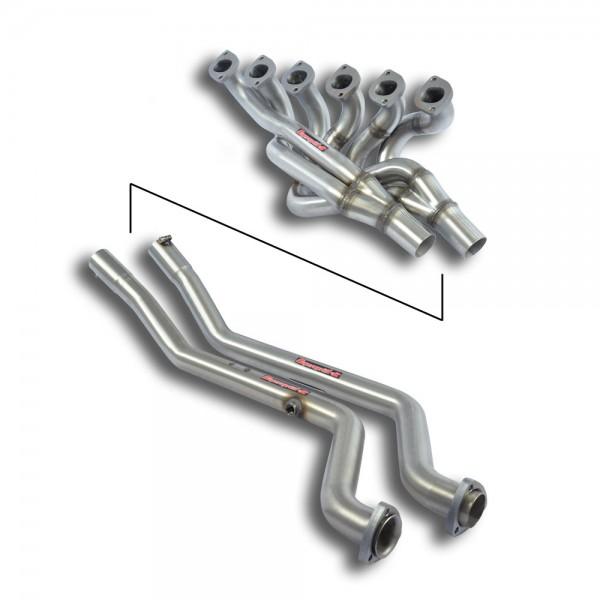 Fächerkrümmer + Verbindungsrohre(Left Hand Drive)