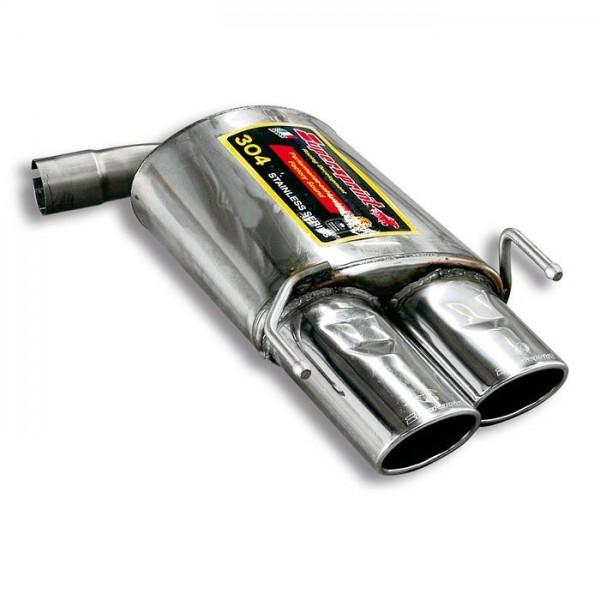 Supersprint Endschalldämpfer Rechts 120x80