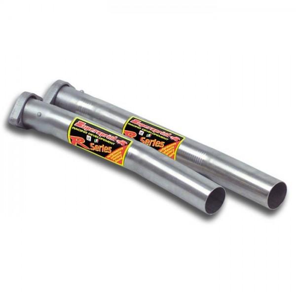 Verbindungsrohrsatz Edelstahl AISI 409